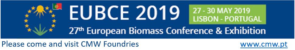 EUCBE 2019 – 27th European Biomass Conference & Exhibition