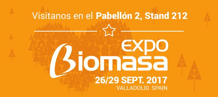 Presença na EXPO BIOMASA